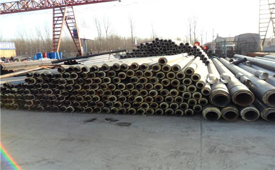 北京聚氨酯直埋保温管厂家产品图片