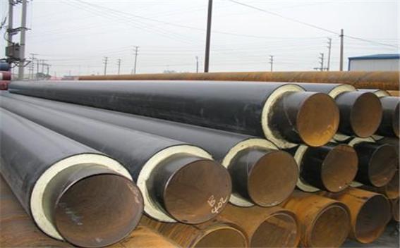 高密度聚乙烯外护管成品照片